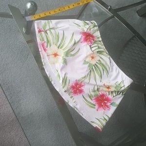 Athena flowered swimsuit size 12